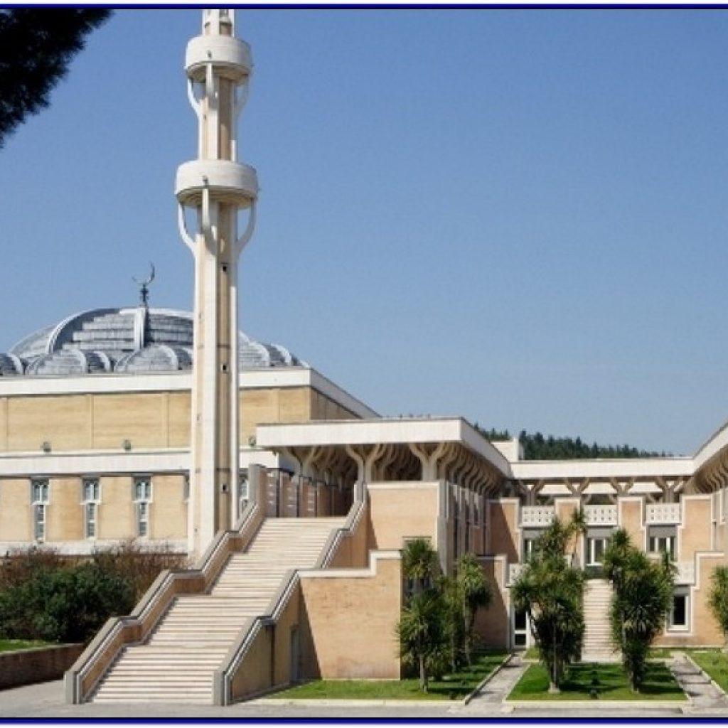 Masjid Agung Roma Italia Bukti Perkembangan Islam Eropa