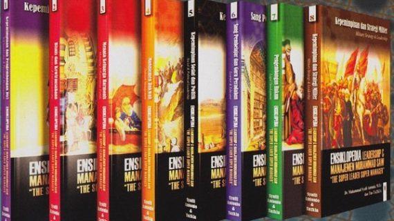 Ensiklopedia Leadership dan Manajemen Nabi Muhammad SAW