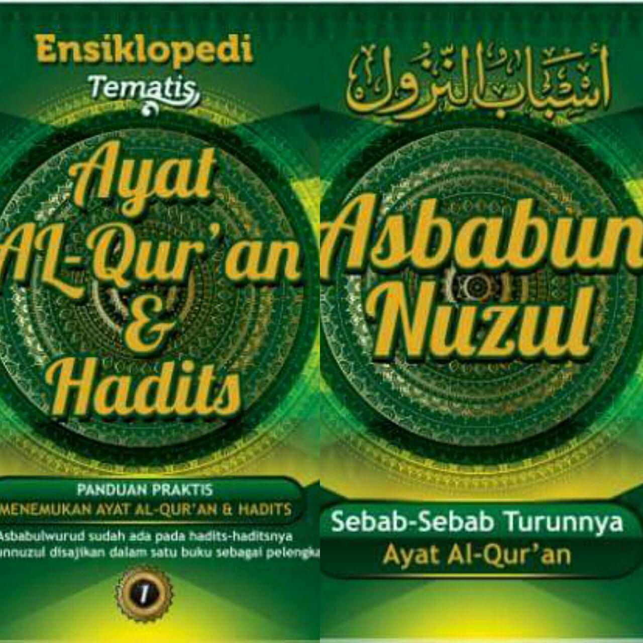 Ensiklopedia Tematis Ayat Al Quran dan Hadits