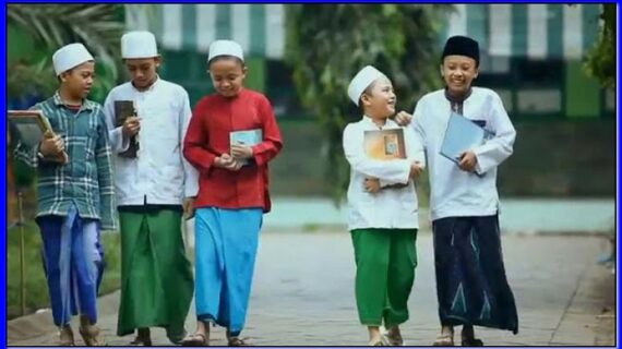 Doa agar anak betah atau kerasan di pondok pesantren