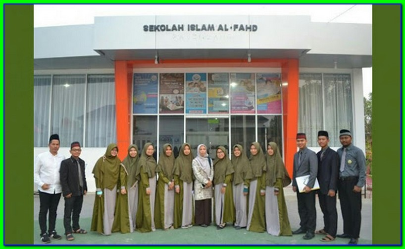 SD Islam Al-Alifah Palembang