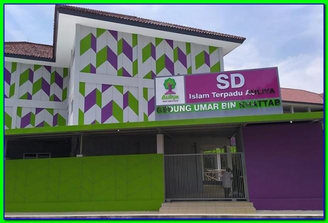 SD Islam Terpadu Auliya