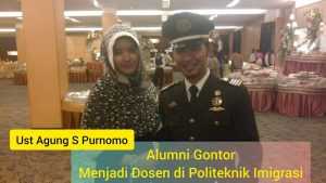 Alumni Gontor Dosen Politeknik Imigrasi