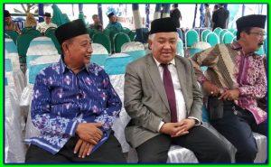 KH Masruri Abdul Muhith dan Prof Dien Samsudin