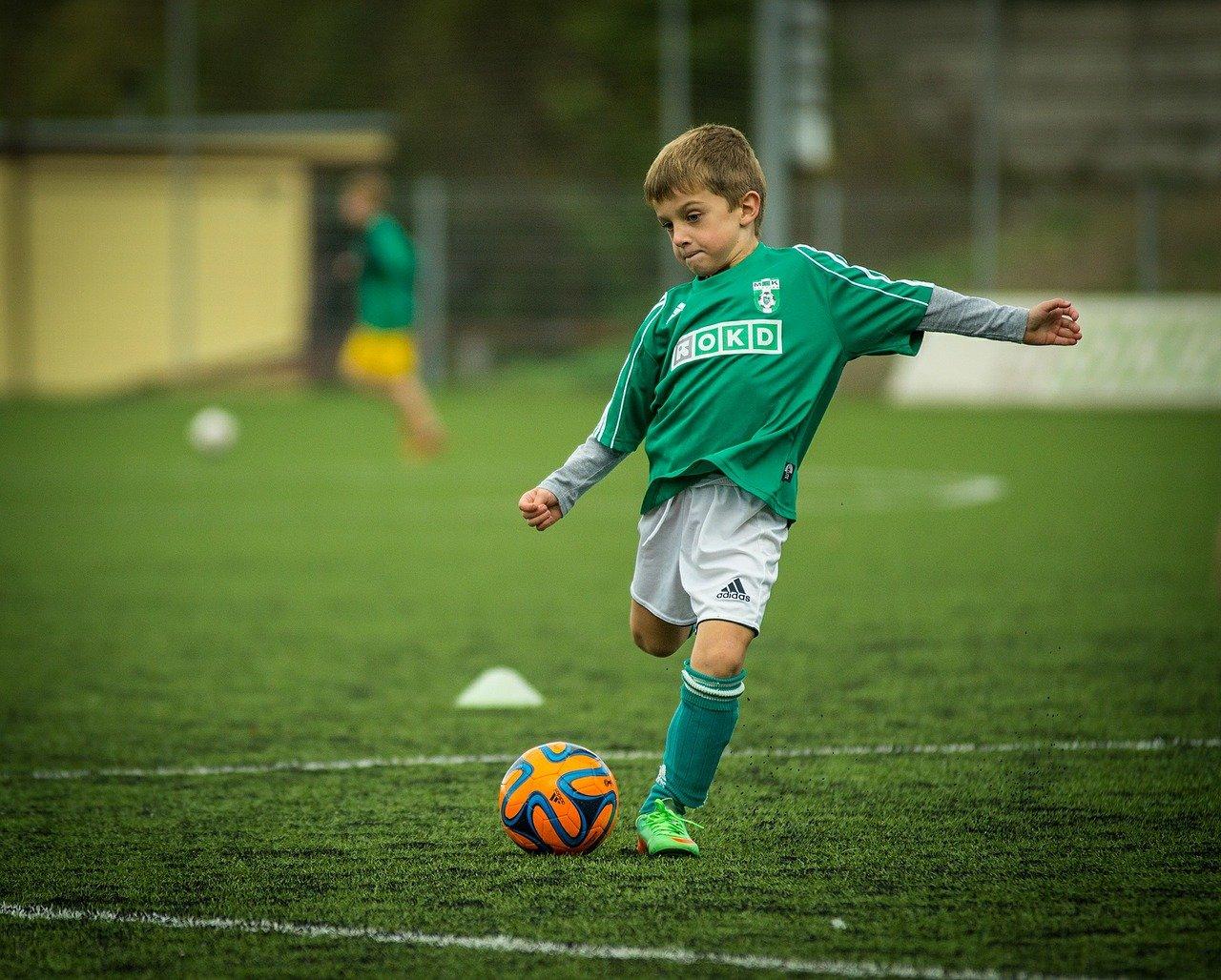 manfaat olahraga bagi anak anak