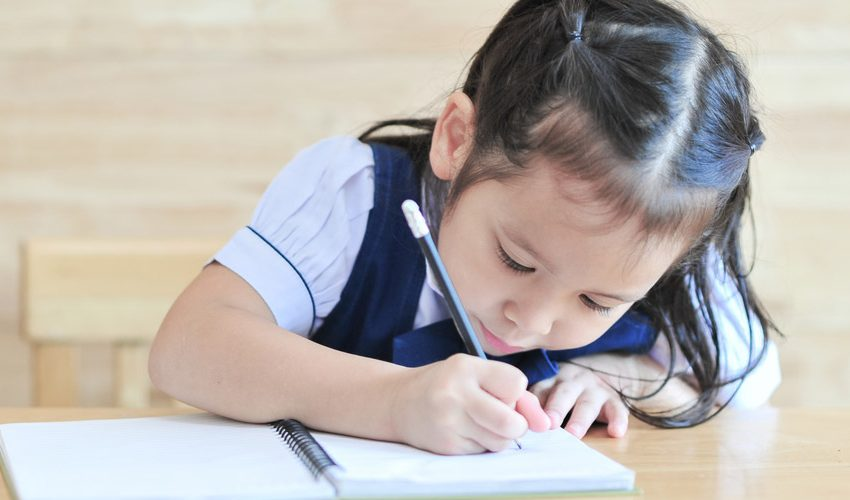 metode belajar menulis untuk anak tk